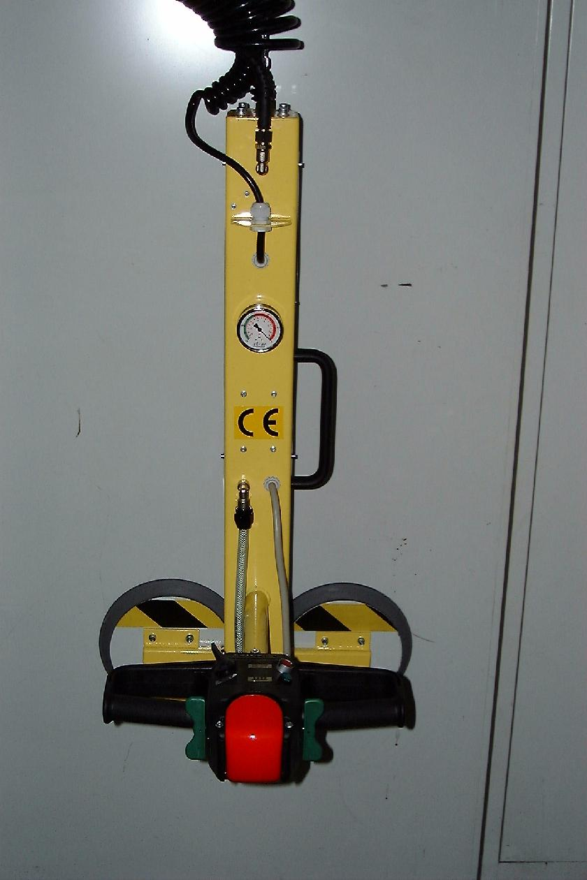 To image vacuum lifter B2-180